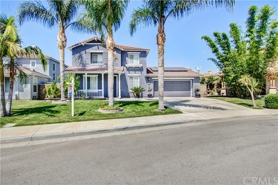 Eastvale Single Family Home For Sale: 7113 Twinspur Court