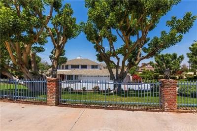 Riverside Single Family Home For Sale: 2481 Piedmont Drive
