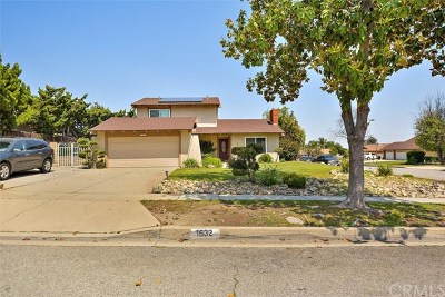 Upland Single Family Home For Sale: 1632 Erin Avenue