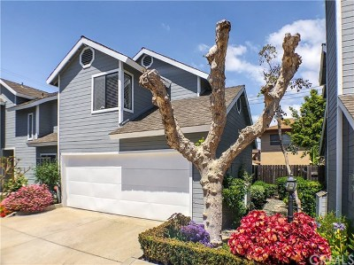 Costa Mesa Single Family Home For Sale: 2435 Orange Avenue #C1