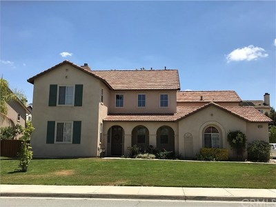 Riverside Single Family Home For Sale: 8588 Millpond Place
