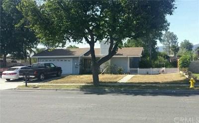 Corona Single Family Home For Sale: 872 W Francis Street