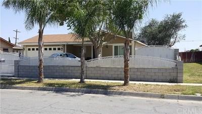Rialto Single Family Home For Sale: 655 E Bonnie View Drive