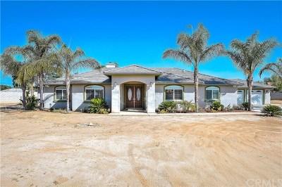 Riverside Single Family Home For Sale: 19290 Dallas
