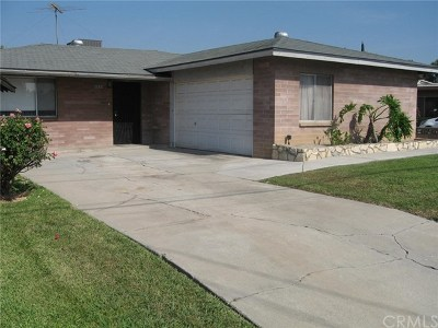 Riverside CA Single Family Home For Sale: $379,900