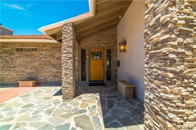 Canyon Lake Single Family Home For Sale: 22666 Cascade Drive
