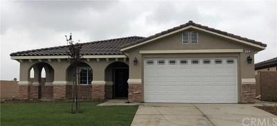 Rialto Single Family Home For Sale: 1485 W Summit Avenue