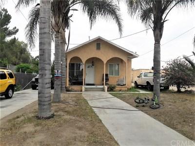 Riverside Single Family Home For Sale: 5269 34th Street
