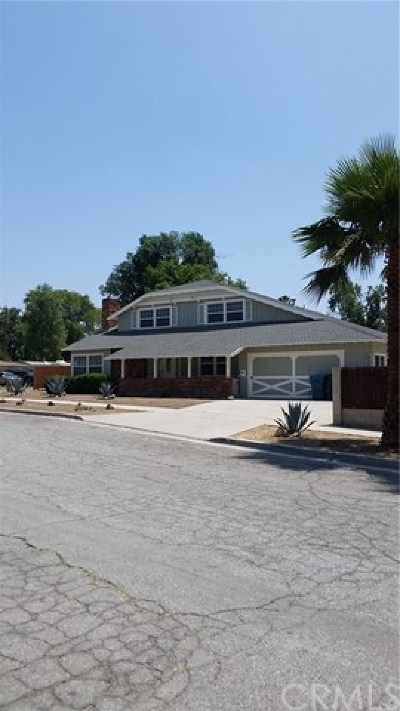 Riverside Single Family Home For Sale: 4910 Beatty Drive