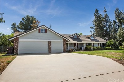 Riverside Single Family Home For Sale: 16190 Suttles Drive
