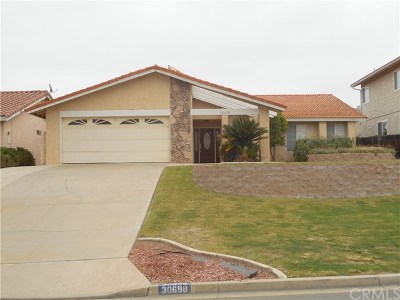 Canyon Lake Single Family Home For Sale: 30698 Longpoint Drive