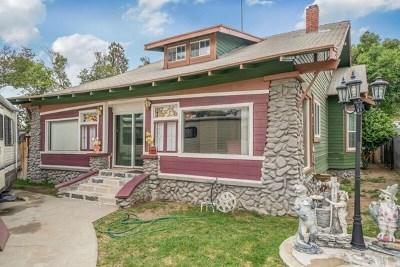 Rialto Single Family Home For Sale: 216 N Olive Avenue