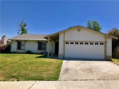 Fontana Single Family Home For Sale: 12015 Rose Hill Drive