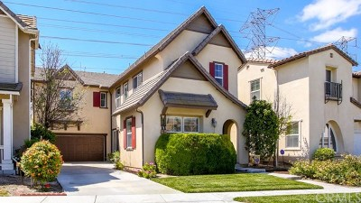 Chino Single Family Home For Sale: 8757 Kings Canyon St,