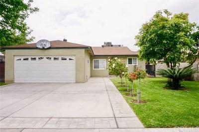 Riverside CA Single Family Home For Sale: $395,000