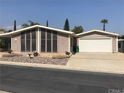 Calimesa CA Mobile Home For Sale: $75,000