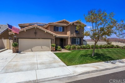 Lake Elsinore Single Family Home For Sale: 4126 Pearl Street