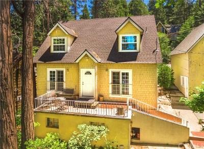 Lake Arrowhead Single Family Home For Sale: 27848 Lakes Edge Road