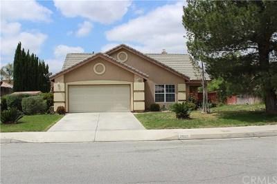 San Bernardino Single Family Home For Sale: 2633 Sunset Lane