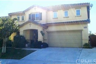 Moreno Valley Single Family Home For Sale: 23459 Mariner Way