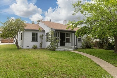 Fontana Single Family Home For Sale: 8509 Newport Avenue