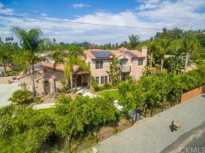 Riverside Single Family Home For Sale: 2687 Anna Street