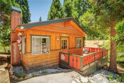 Running Springs Area Single Family Home For Sale: 2383 Secret Drive