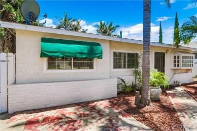 Brea Single Family Home For Sale: 430 S Flower Avenue
