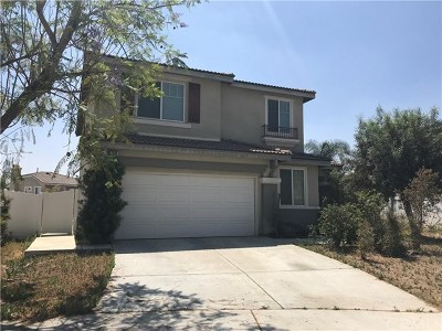 Highland CA Single Family Home For Sale: $497,000