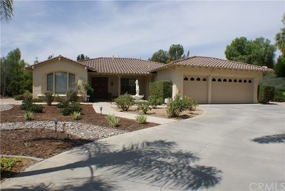 Fallbrook Single Family Home For Sale: 3631 Lancewood Way