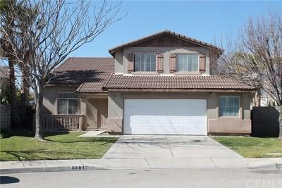 Fontana Single Family Home For Sale: 6618 Runway Avenue