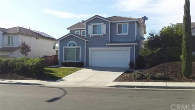 Murrieta CA Single Family Home For Sale: $415,000