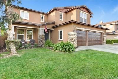Eastvale Single Family Home For Sale: 6363 Golden Bit Street
