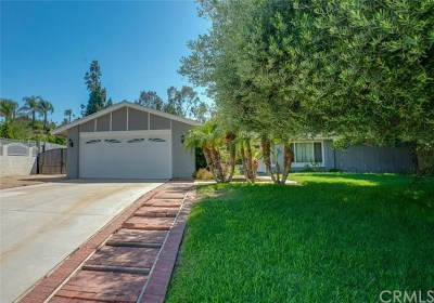 Riverside Single Family Home For Sale: 6151 Bluffwood Drive