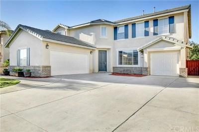 Murrieta Single Family Home For Sale: 39950 Savanna Way