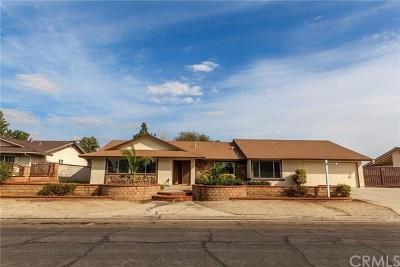 Jurupa Single Family Home For Sale: 6044 Crown Drive