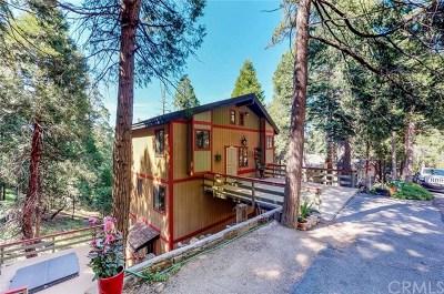 Crestline Single Family Home For Sale: 24664 Altdorf Drive