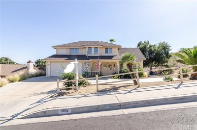 Jurupa Single Family Home For Sale: 5859 Kachina Drive