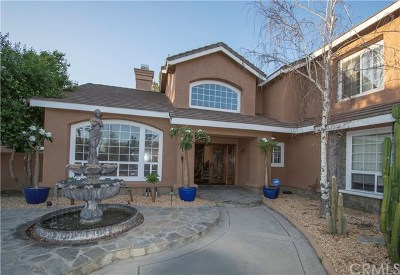 Rancho Cucamonga Single Family Home For Sale: 14058 Pearson Court