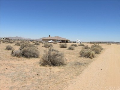 Apple Valley Residential Lots & Land For Sale: Mesquite