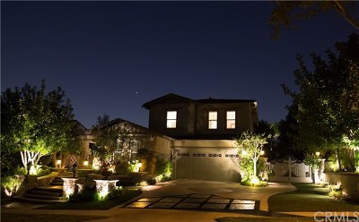 Fullerton Single Family Home For Sale: 2855 Muir Trail Drive
