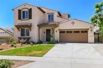 Rancho Cucamonga CA Single Family Home For Sale: $799,888