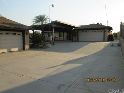 Riverside Single Family Home For Sale: 17301 Taft Street