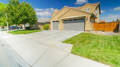 San Jacinto Single Family Home For Sale: 1744 Country Fair Court