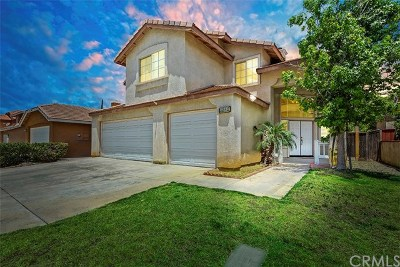 Fontana Single Family Home For Sale: 16648 Windcrest Drive