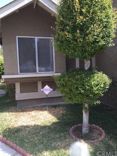Rialto Single Family Home For Sale: 3004 Cardamon Street