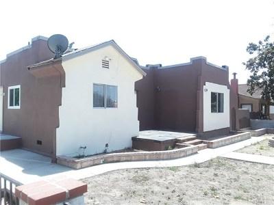 Rialto Multi Family Home For Sale: 349 S Riverside Avenue
