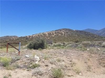 San Bernardino County Residential Lots & Land For Sale: Deercrest Drive