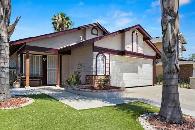 Moreno Valley Single Family Home For Sale: 13150 Mohican Drive