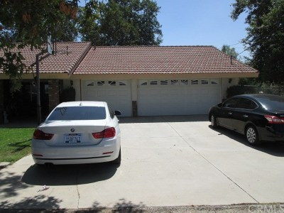 Moreno Valley Single Family Home For Sale: 13930 Marian Road